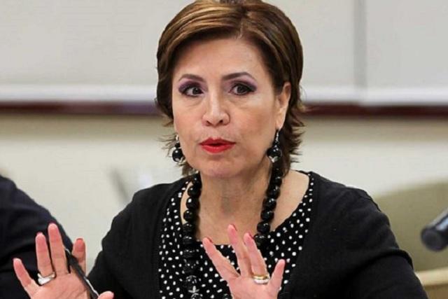 Prisión preventiva a Rosario Robles por presunto desvío de 5 mil mdp