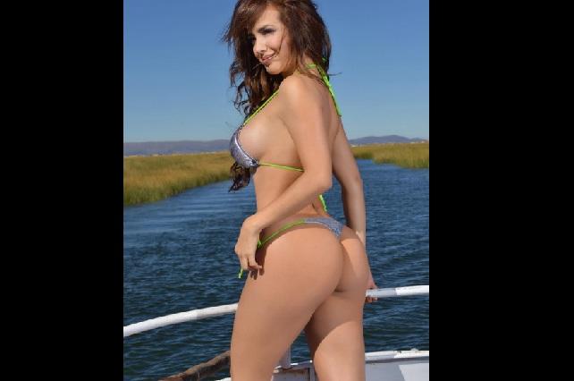 Playboy Habla Sobre El Trasero Perfecto De Rosangela Espinoza E