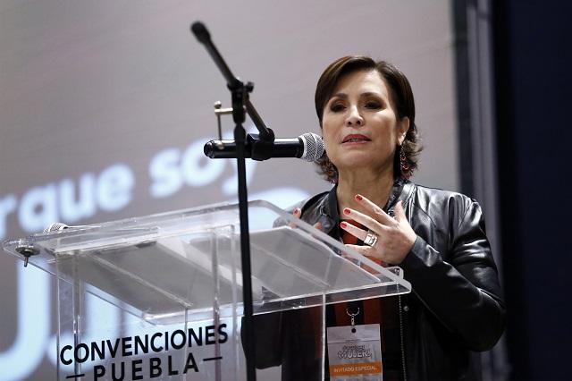 Continuará juicio de Rosario Robles contra la FGR