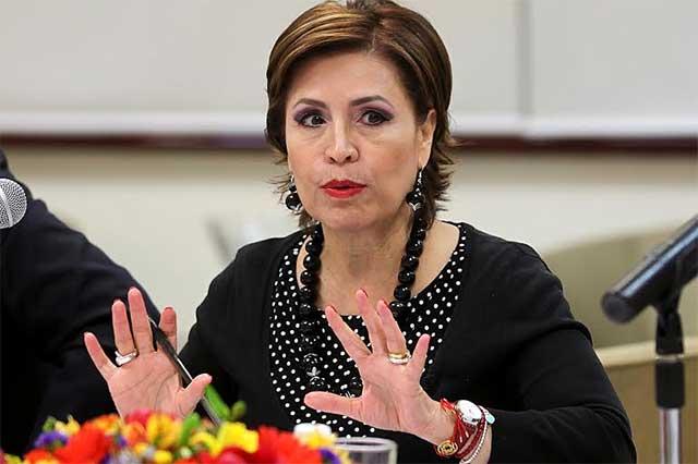 Exige Rosario Robles investigar la intromisión de católicos en comicios