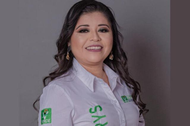 Balean casa de campaña y vehículo de candidata en Chiapas