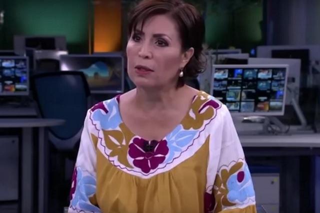 Rosario Robles pide a AMLO juicio justo y acusa saña de funcionarios
