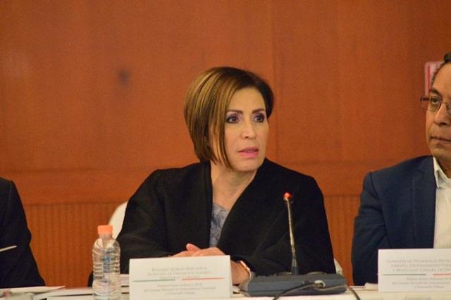 Juez Delgadillo Padierna ya no llevará el caso de Rosario Robles