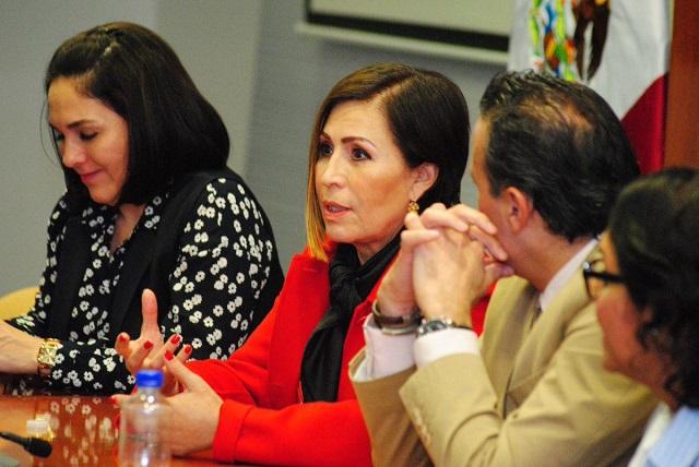 Pide AMLO que UIF entregue expediente de Rosario Robles a la FGR