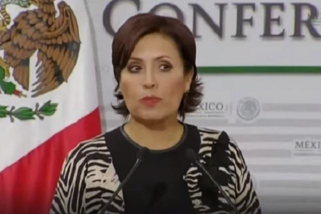 CDMX investiga licencia de conducir falsa de Rosario Robles