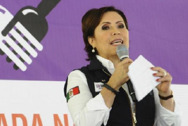 SFP inhabilitó a Rosario por cuenta con 2 mil 887 pesos: abogados