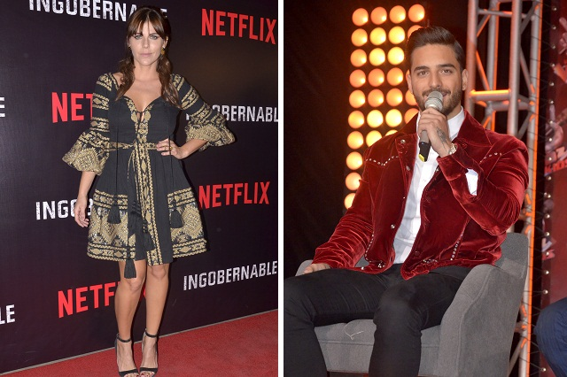 Actriz de Rosario Tijeras dice que Maluma estaba enamorado de ella