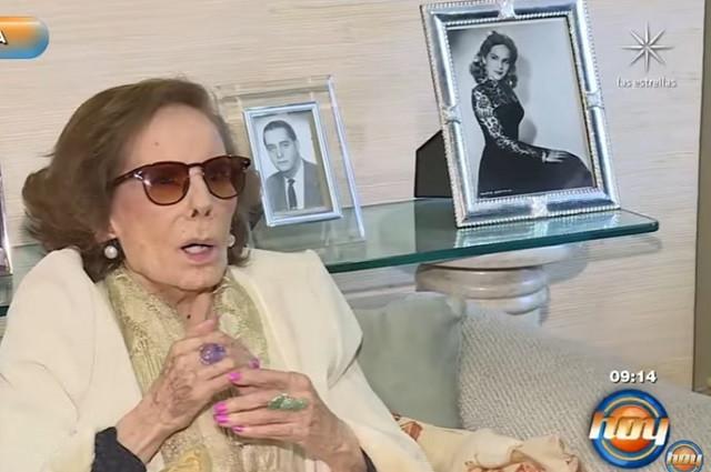 A los 96 años, muere la actriz Rosita Quintana