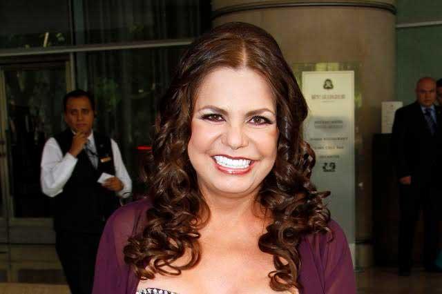 Aseguran que la productora Rosy Ocampo se va de Televisa