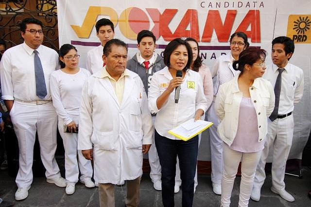 Con iniciativa Médico en tu casa, empleo a 8 mil egresados: Luna