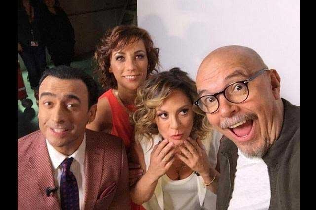 Roxana Castellanos niega que salga del aire programa de Adal Ramones