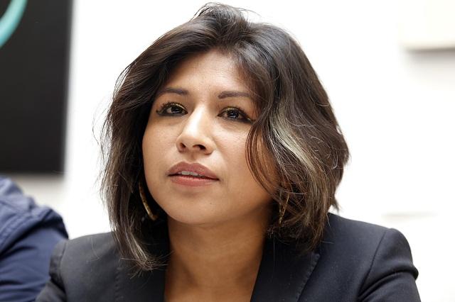 Violencia contra mujeres es sistemática, acusa Roxana Luna