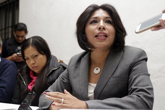 El PRD tendrá candidato o candidata este miércoles: Roxana