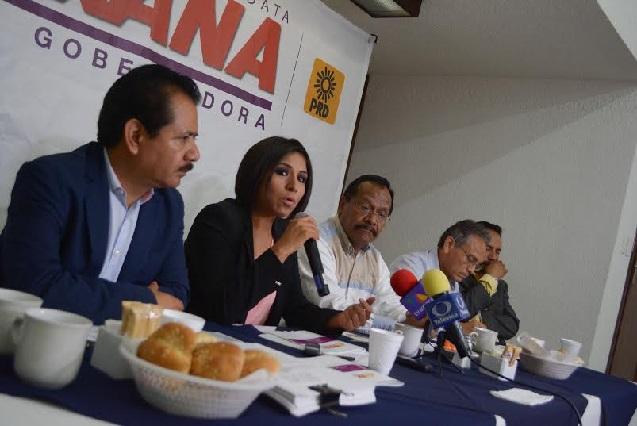 Presenta Roxana Luna su Plan de Gobierno 2017-2018