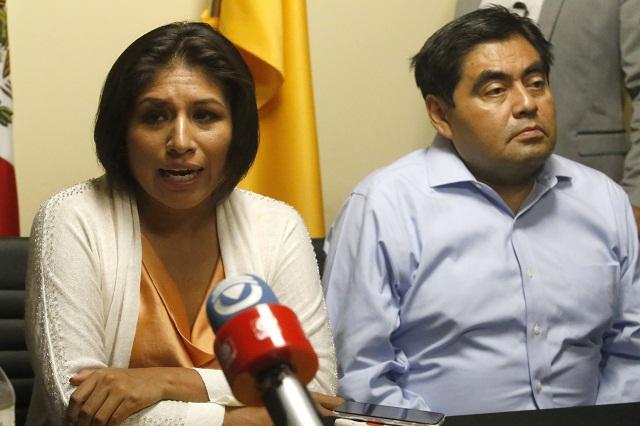 PRD impugnará el proceso y nada está definido: Roxana Luna