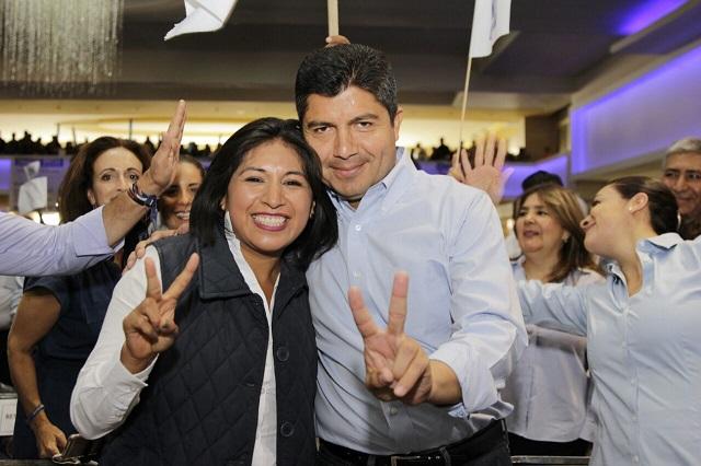 Rivera ya demostró que sabe gobernar en Puebla, señala Luna