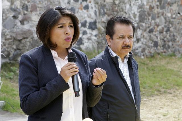 Propone Roxana Luna revisar franquicias que otorgó RMV