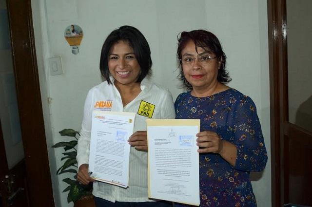 Roxana Luna presentó iniciativa de Ley de Amnistía en el Congreso