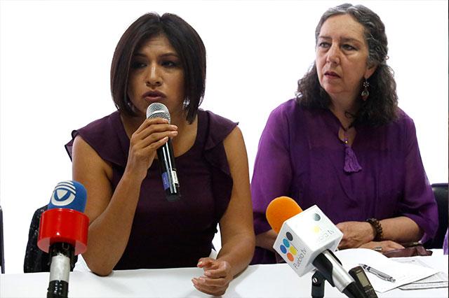 PRI y PAN buscan judicializar la elección, asevera Roxana Luna