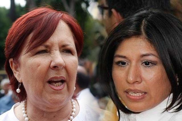Roxana y Ana Tere también piden mesa de diálogo con RMV
