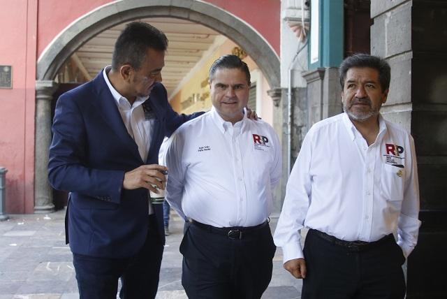 Partido de Gordillo busca registro reciclando a exmorenovallistas