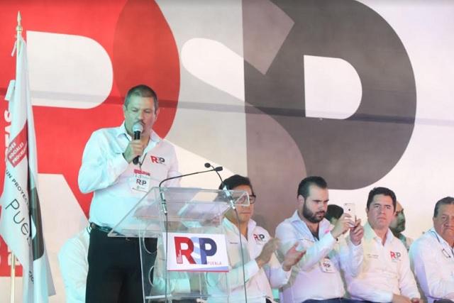 Impulsará RSP una clase media estable: Macip