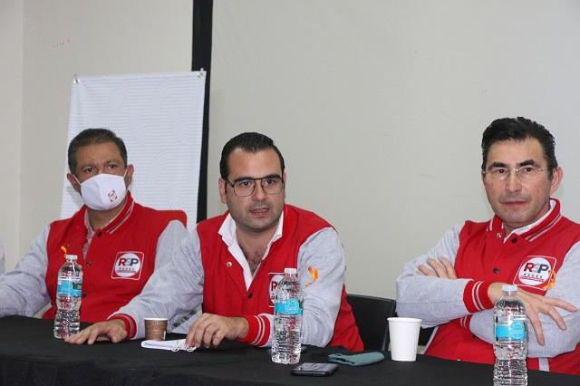 Llama RSP-Puebla a empresarios a reforzar pacto contra el COVID