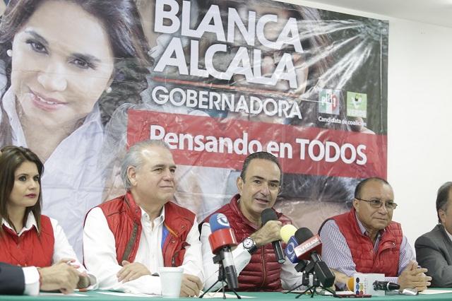Espían a Blanca, denuncia PRI; Lozano descalifica queja