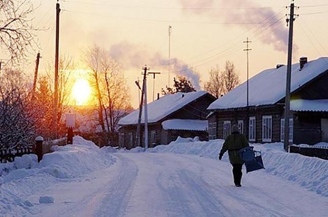 Muere un niño sonámbulo tras salir en pijama de noche en frío invierno de Rusia