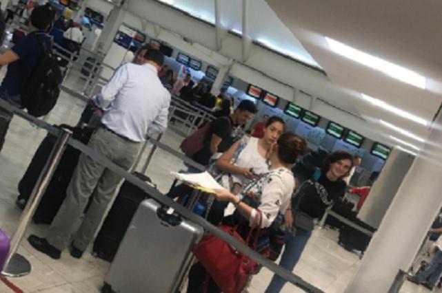 Cientos de mexicanos viajan al Mundial de Rusia