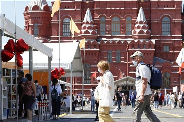 Rusia, con nuevo máximo de muertes por Covid-19