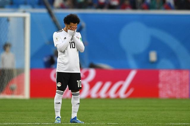 Rusia gana 3-1 y noquea a Salah y a Egipto