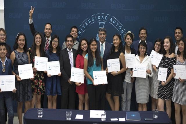 Estudiantes BUAP participaron en Expedición científica ruso-mexicana