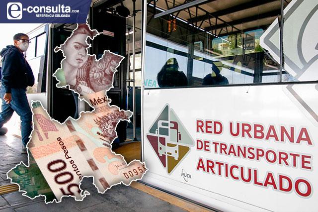 'Perdían' 40 mdp al mes por cobros en RUTA; van denuncias