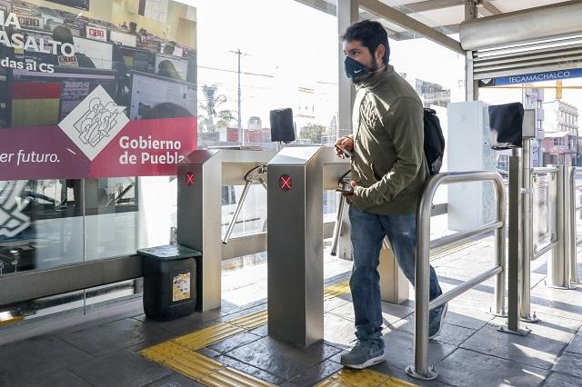 Urgen a gobierno elaborar encuesta para reducir contagios en transporte