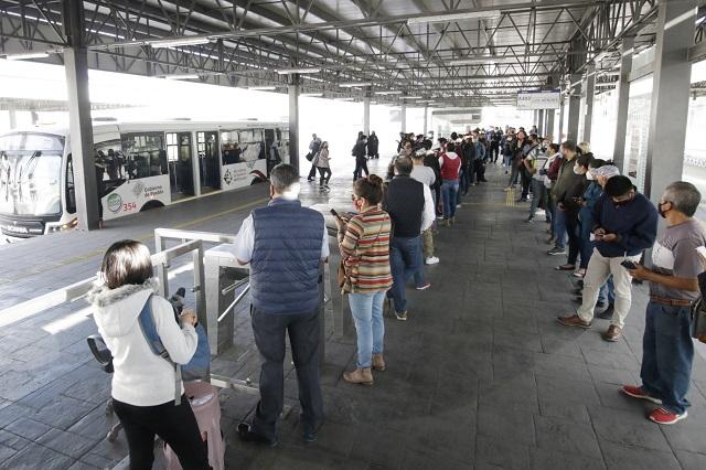Van denuncias penales contra dueños y directivos de RUTA: Barbosa