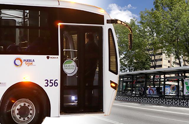 Ni con la mitad de autobuses prometidos opera el Metrobús