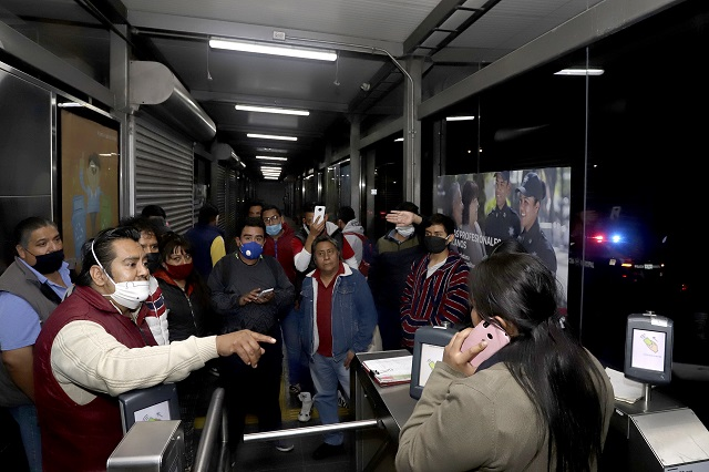 Reprueba Consejo Ciclista freno al transporte público en Puebla