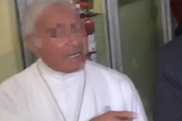 Cae sacerdote en Chihuahua por pederastia y feligreses dicen que es inocente