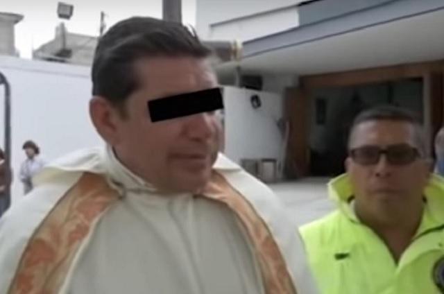 Capturan al sacerdote implicado en el asesinato de Hugo Leonardo