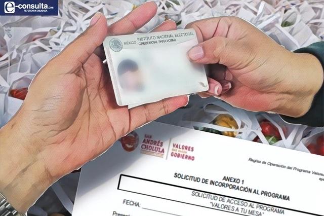"""Señalan a Karina Popoca por usar """"Valores a tu mesa"""" con fines políticos"""