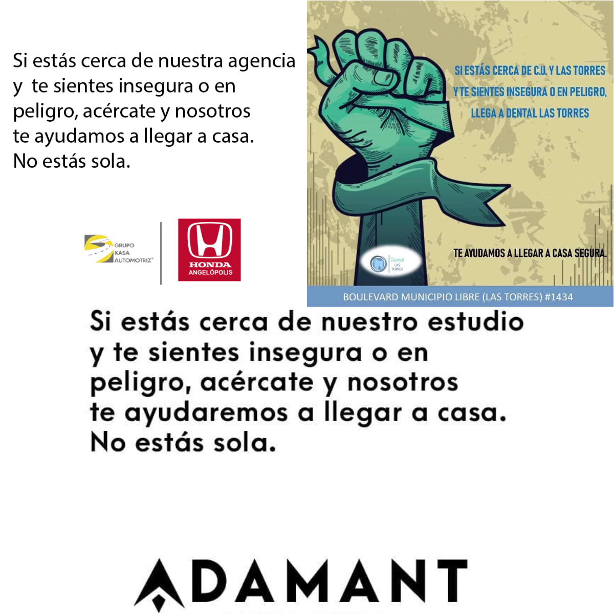 Negocios en Puebla se suman a la iniciativa nacional #SafePlaces