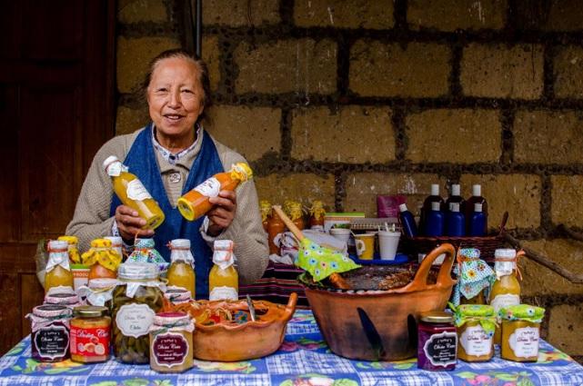 Apoya Sagarpa seguridad alimentaria de pequeños productores