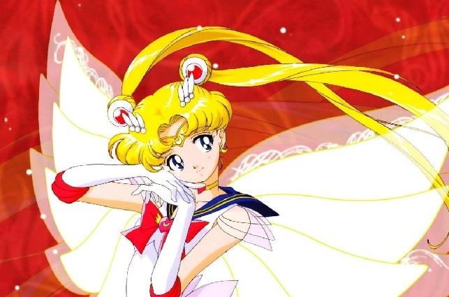 Fotos: Chica tiene el vestido de novia de sus sueños inspirado en Sailor Moon