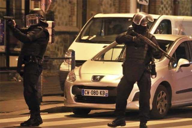 Policía francesa mata a 2 personas durante operativo en Saint Denis