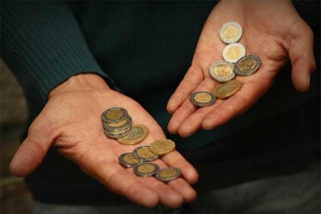 Al 30% de poblanos no les pagan o ganan menos de un mínimo: STPS