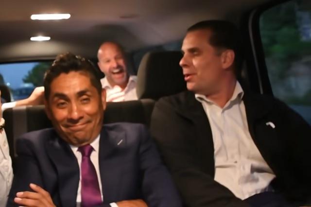 ¿Cuánto ganan Martinoli, Luis García y Jorge Campos en TV Azteca?
