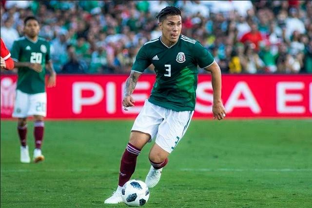 Carlos Salcedo será operado del tobillo por lesión