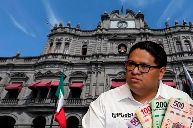 Sí gastará Puebla capital más de 1,100 mdp antes de fin de año