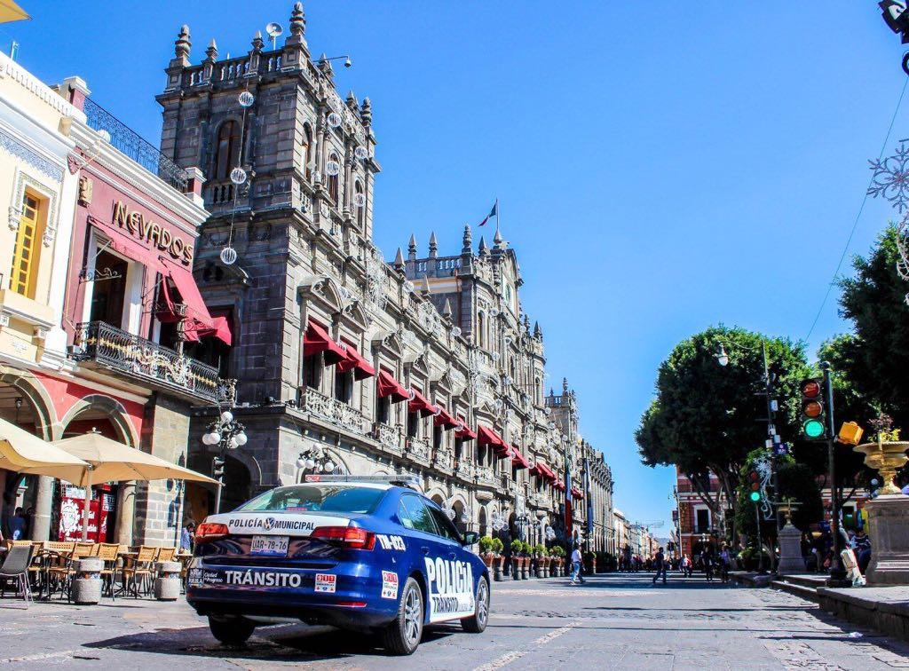 Registra Puebla capital saldo blanco  en fiestas de fin de año: SSPTM